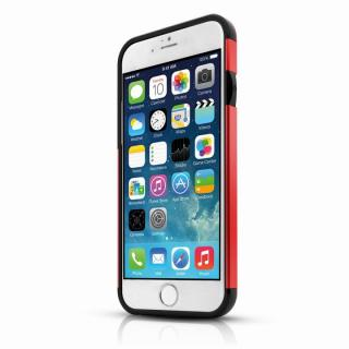 iPhone6 ケース ITSKINS ハードケース Evolution レッド iPhone 6s/6