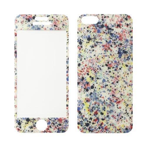 [2017夏フェス特価]ファブリックスキンシール Liberty Art Fabrics iPhone SE/5s/5 Melly