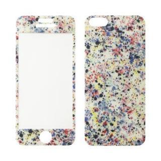 【iPhone SE/5s/5ケース】ファブリックスキンシール Liberty Art Fabrics iPhone SE/5s/5 Melly