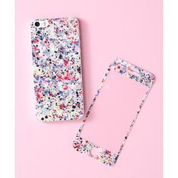 【iPhone SE/5s/5ケース】ファブリックスキンシール Liberty Art Fabrics iPhone SE/5s/5 Melly_1