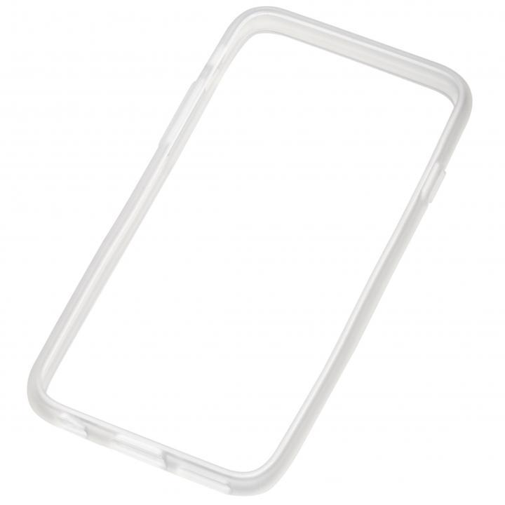 【iPhone6s/6ケース】クリスタルアーマー TPU バンパー  iPhone 6s/6 クリア_0