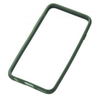 クリスタルアーマー TPU バンパー  iPhone 6s/6 常盤色