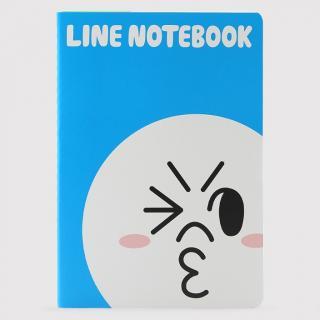 LINE ノート (S) ムーン