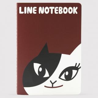 LINE ノート (S) ジェシカ