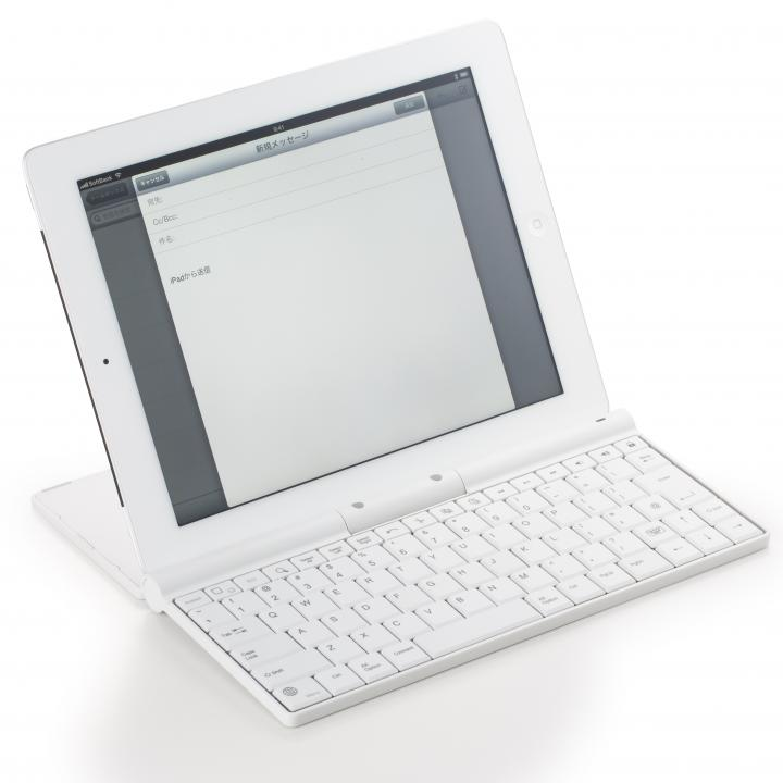 Wireless Mobile Keyboard ホワイト_0