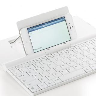 Wireless Mobile Keyboard ホワイト_1