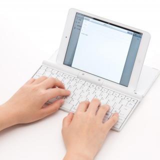 Wireless Mobile Keyboard ホワイト_7