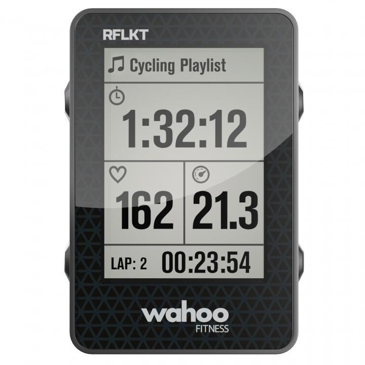 Wahoo Fitness RFLKT  iPhone
