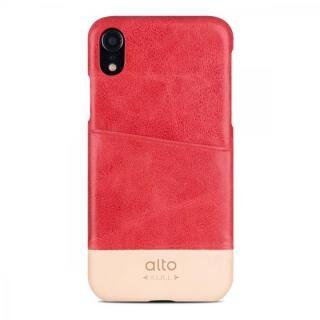 iPhone XR ケース alto METRO コーラル/オリジナル iPhone XR