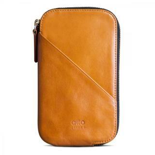 alto Travel Phone Wallet キャラメル