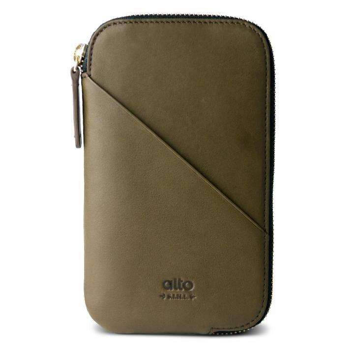 alto Travel Phone Wallet オリーブ_0
