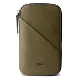 alto Travel Phone Wallet オリーブ