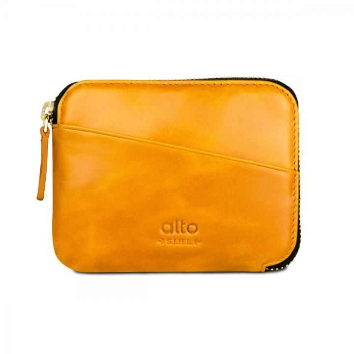 alto Pouch Wallet キャラメル_0