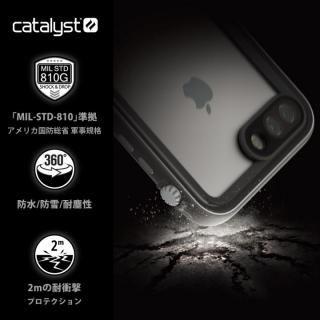 【iPhone7 Plusケース】Catalyst(カタリスト) 完全防水ケース CT-WPIP165  ホワイト iPhone 7 Plus_2