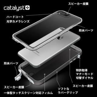 【iPhone7 Plusケース】Catalyst(カタリスト) 完全防水ケース CT-WPIP165  ホワイト iPhone 7 Plus_3