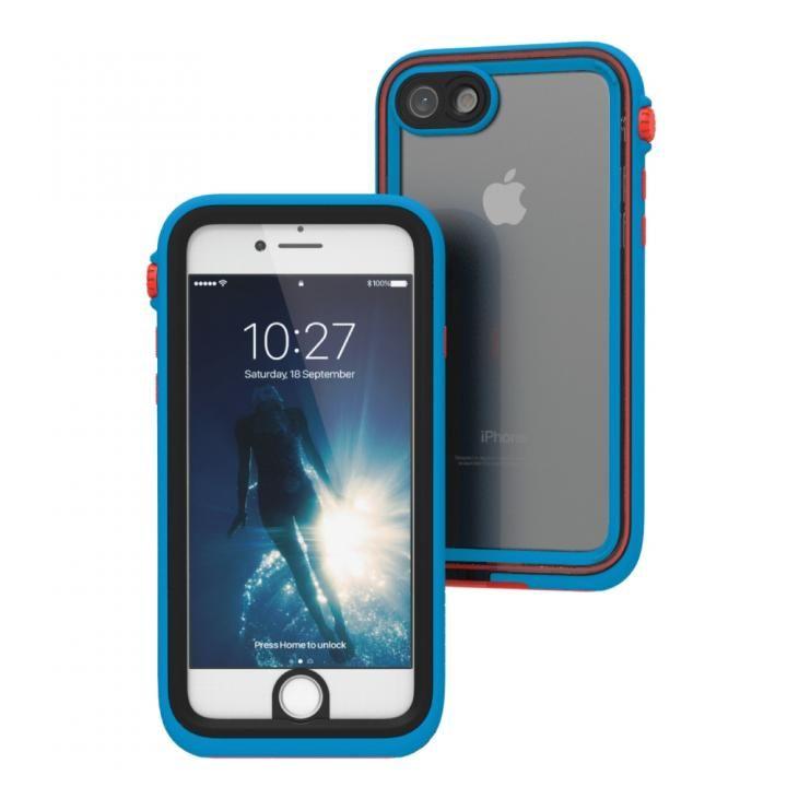【iPhone7ケース】Catalyst(カタリスト) 完全防水ケース CT-WPIP164  ブルーリッジ/サンセット iPhone 7_0