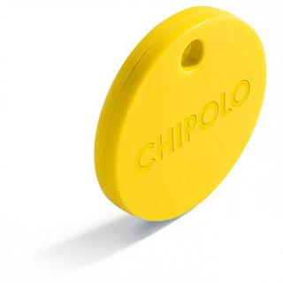なくしものをなくします。 Chipolo イエロー