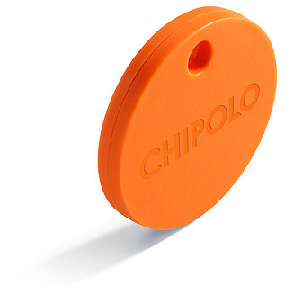 なくしものをなくします。 Chipolo オレンジ_0