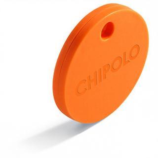 なくしものをなくします。 Chipolo オレンジ