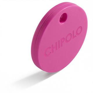 なくしものをなくします。 Chipolo ピンク