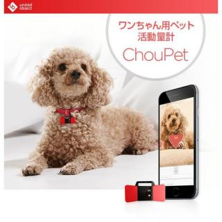 ワンちゃん用ペット活動量計 ChouPet