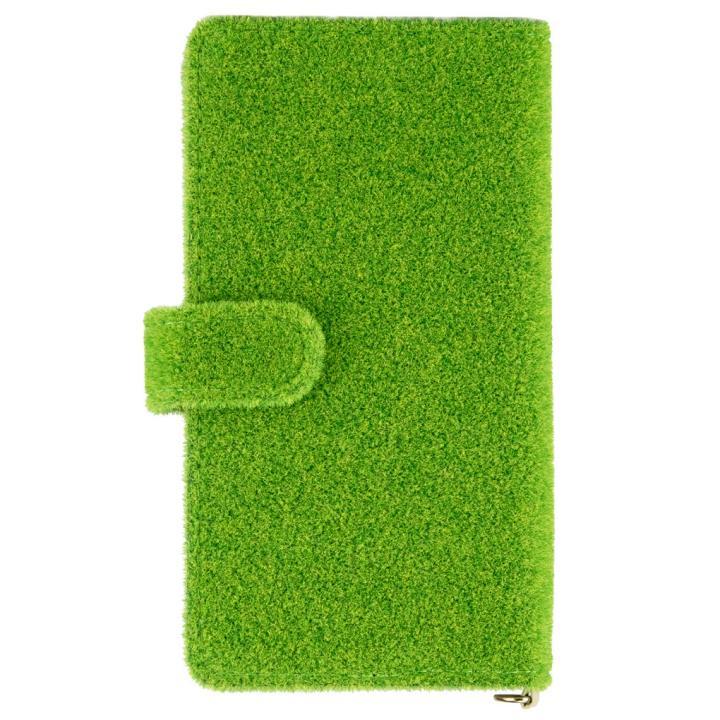 【iPhone6s Plus/6 Plusケース】Shibaful -Yoyogi Park- 多機種対応手帳型ケース Lサイズ_0