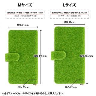 【iPhone6s Plus/6 Plusケース】Shibaful -Yoyogi Park- 多機種対応手帳型ケース Lサイズ_4