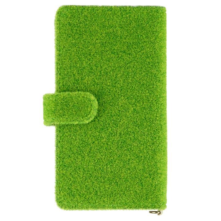 【iPhone6s/6ケース】Shibaful -Yoyogi Park- 多機種対応手帳型ケース Mサイズ_0