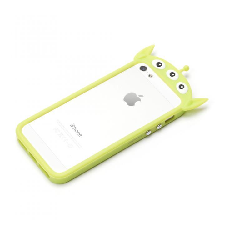 【iPhone SE/5s/5】ディズニー TPUバンパー エイリアン iPhone SE/5s/5バンパー_0