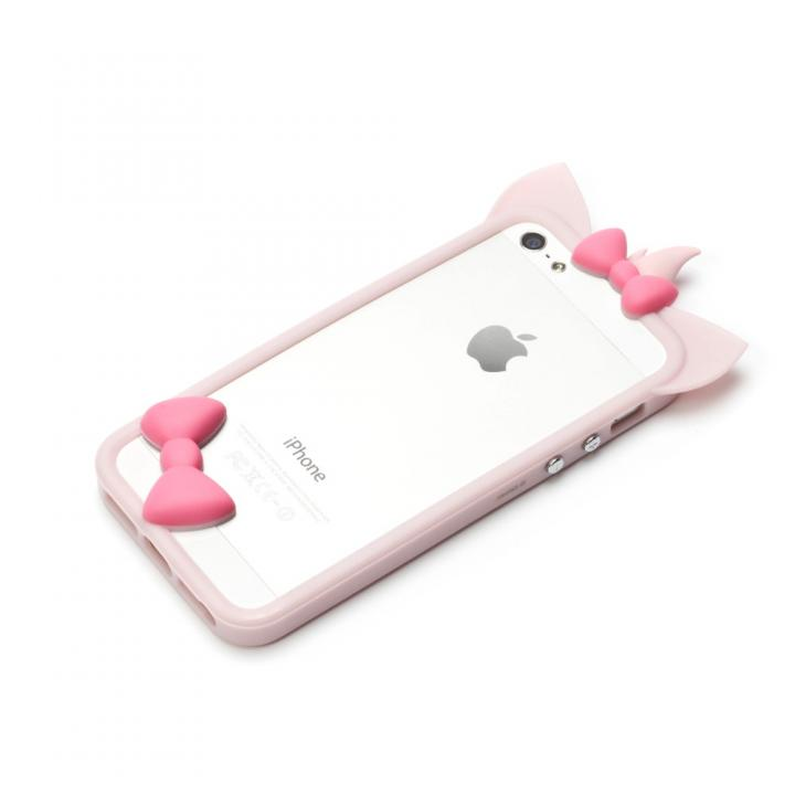 【iPhone SE/5s/5】ディズニー TPUバンパー マリー iPhone SE/5s/5バンパー_0