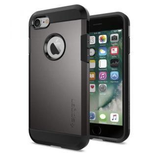 Spigen タフアーマーケース ガンメタル iPhone 7
