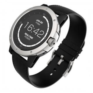 Matrix スマートウォッチ Power Watch Silver