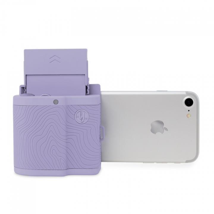 PRYNT POCKET iPhone用ポケットサイズプリンター ラベンダー_0