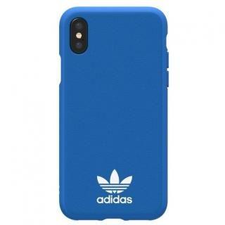 adidas Originals TPUケース ブルーバード/ホワイト iPhone X
