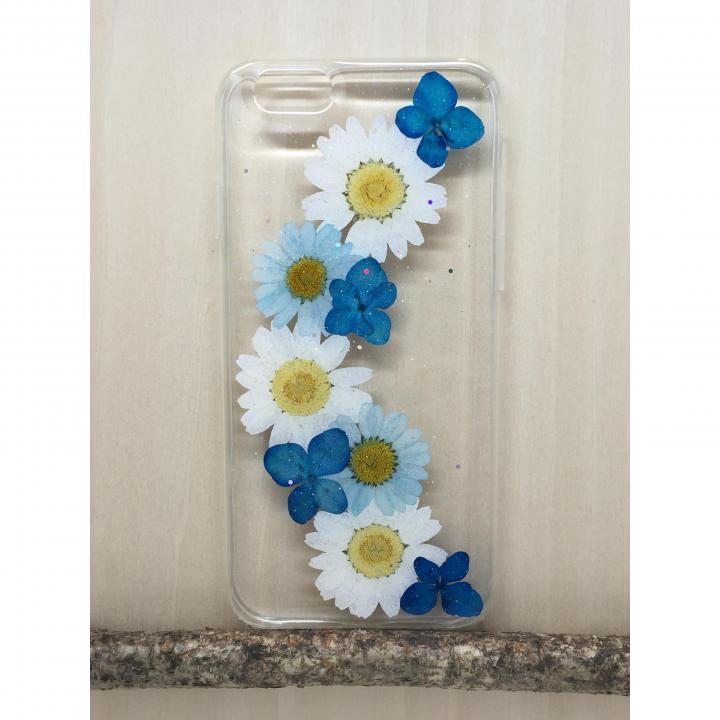 押し花スマホケース Floral Happiness 125 iPhone 6s/6