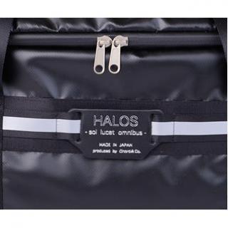 HALOS ボストンバッグ_2