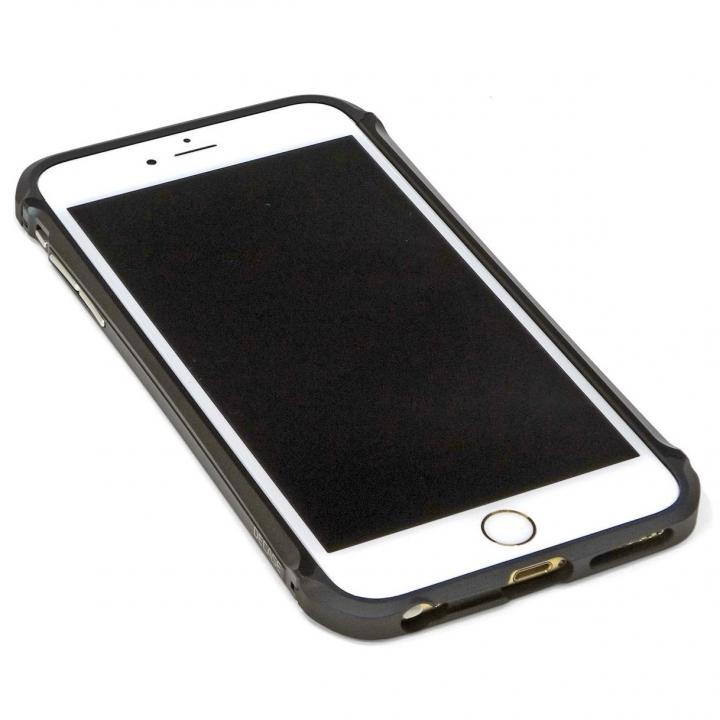 アルミニウムバンパー DECASE prossimo ブラック iPhone 6 Plus