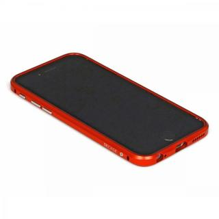 アルミニウムバンパー DECASE レッド iPhone 6