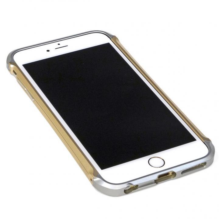 【iPhone6 Plusケース】アルミニウムバンパー DECASE prossimo シャンパンゴールド iPhone 6 Plus_0