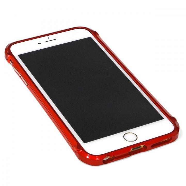 【iPhone6 Plusケース】アルミニウムバンパー DECASE prossimo レッド iPhone 6 Plus_0