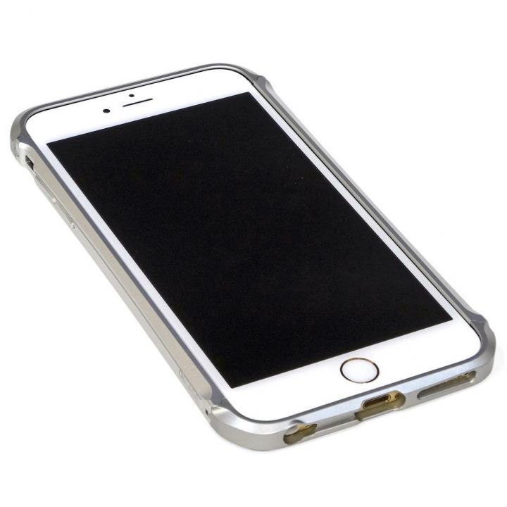 【iPhone6 Plusケース】アルミニウムバンパー DECASE prossimo シルバー iPhone 6 Plus_0
