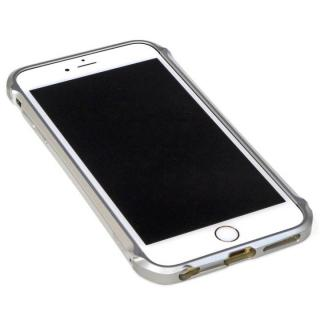 アルミニウムバンパー DECASE prossimo シルバー iPhone 6 Plus