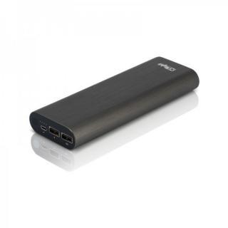 [20100mAh]Xlight モバイルバッテリー XE-T200-D メタルブラック