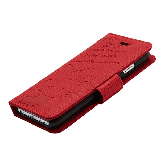 ハローキティ スライドケース(スケッチ) iPhone6/6s