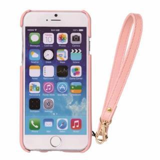 [強靭発売記念特価]ジュエリーストーン背面ケース iPhone 6s/6 ピンクハート