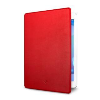 極薄レザーフリップカバー Twelve South SurfacePad レッド iPad Airケース