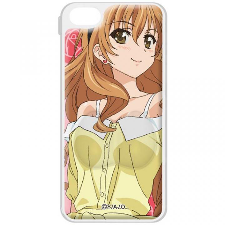 iPhone SE/5s/5 ケース ゴールデンタイム ぷにぷにケース 加賀香子 iPhone SE/5s/5ケース_0