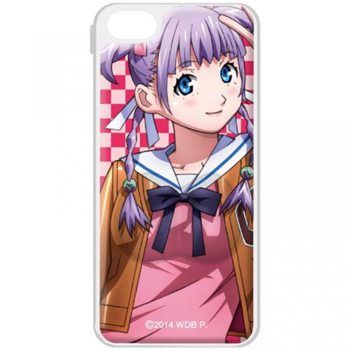 iPhone SE/5s/5 ケース ウィザードバリスターズ ぷにぷにケース 須藤セシル iPhone SE/5s/5ケース_0