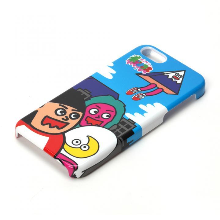 ネゴシックス iPhone SE/5s/5 ケース ヤマ