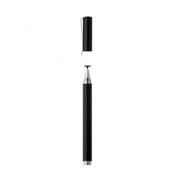 高導電性ディスク搭載タッチペン(ブラック)_0